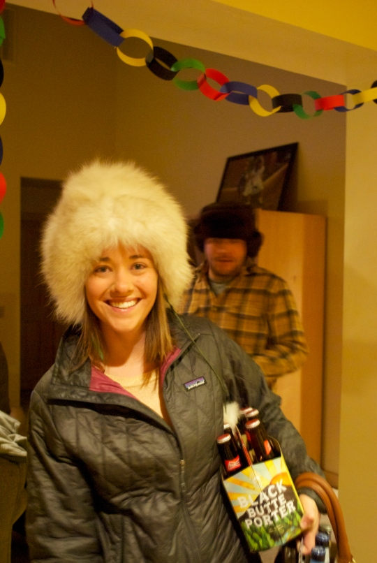 abbey's hat was the BEST!