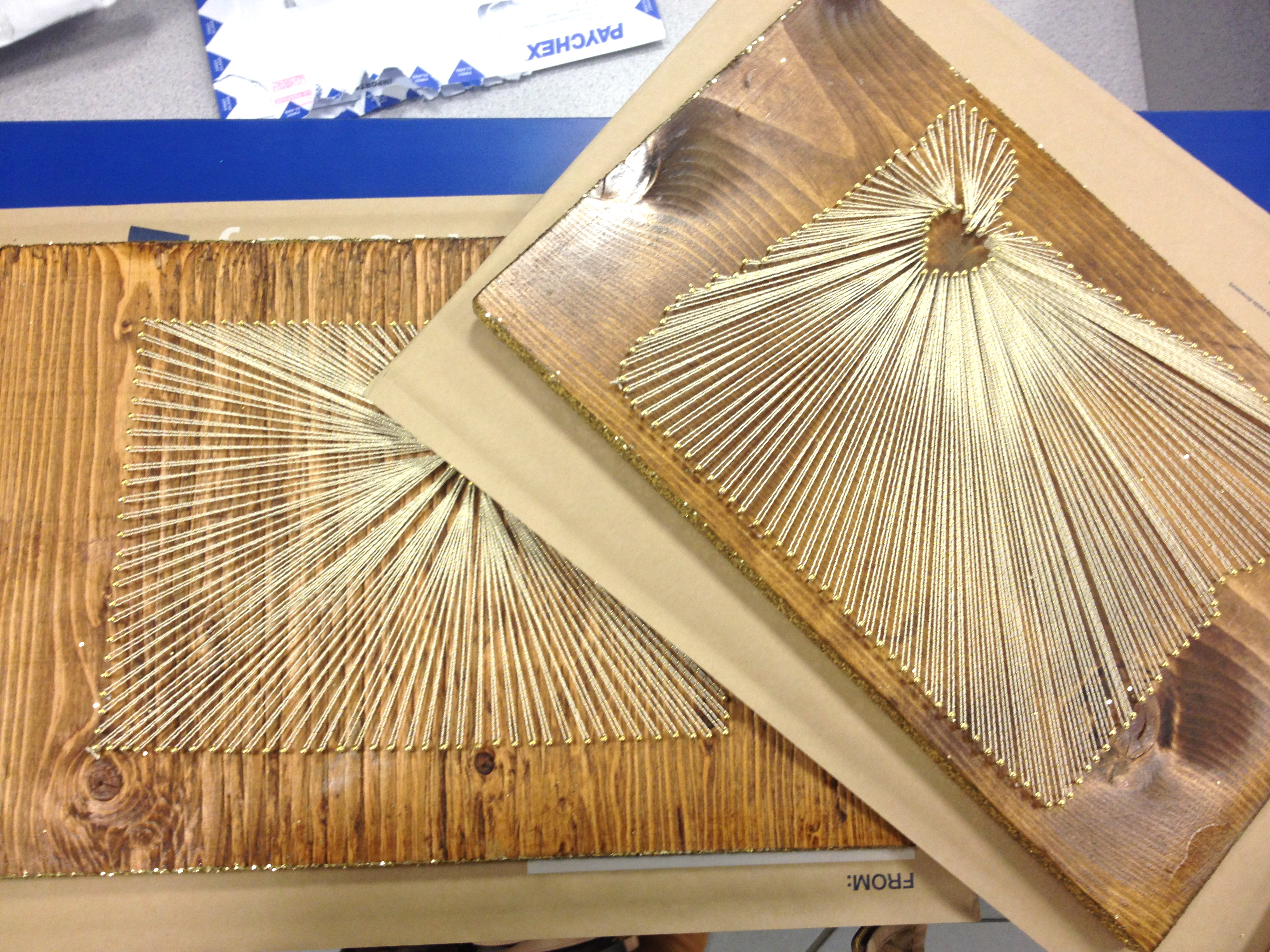 diy – string-art state boards | the brass blossom