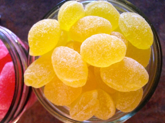 lemon drops!