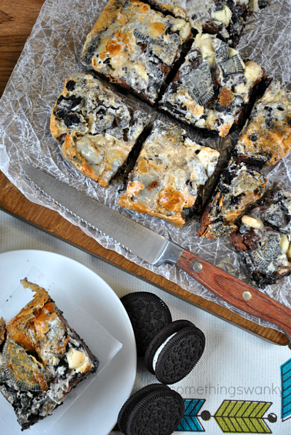 S'mOreo Seven Layer Bars