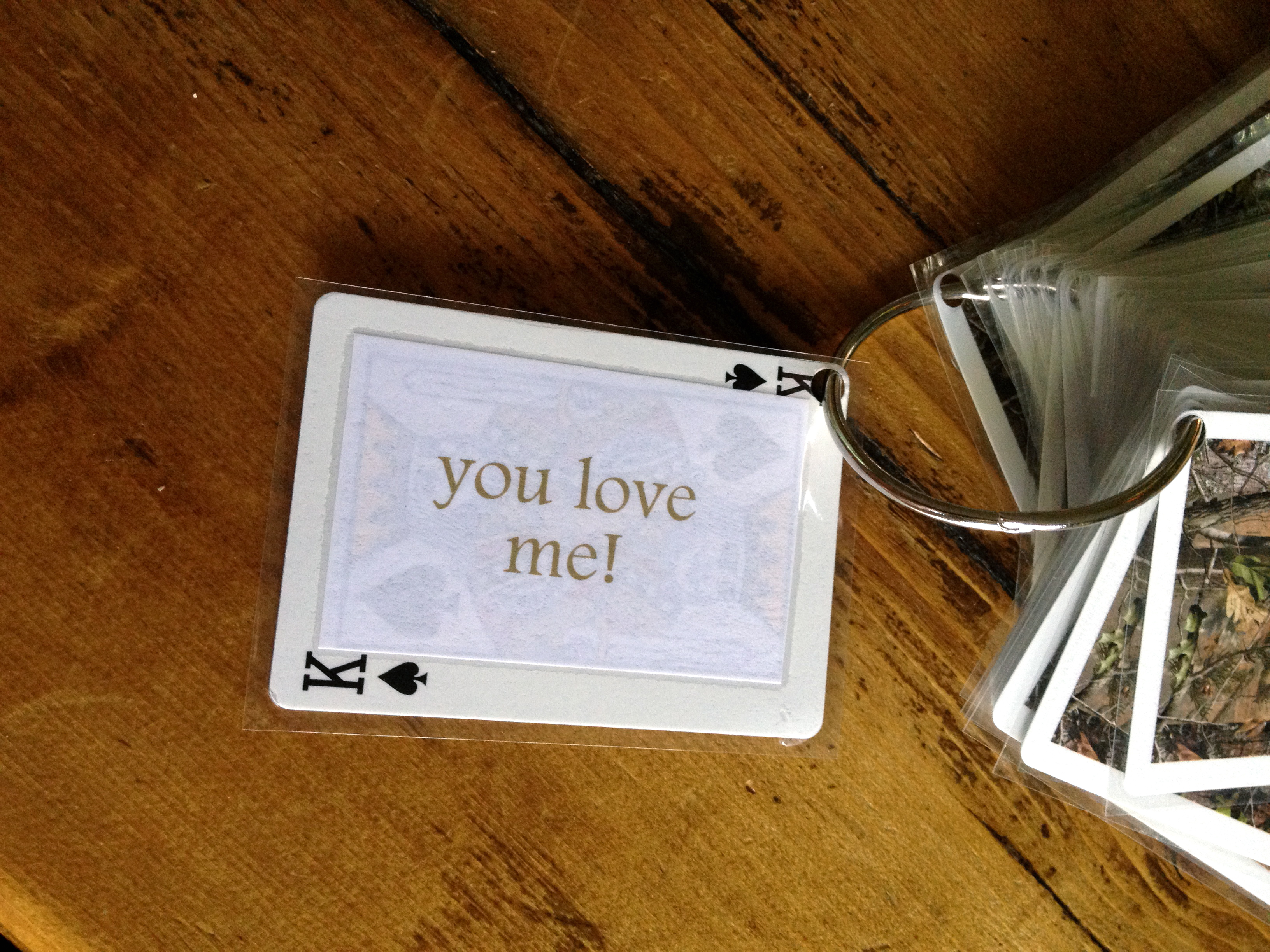 diy 52 reasons 'i love you' cards | the brass blossom