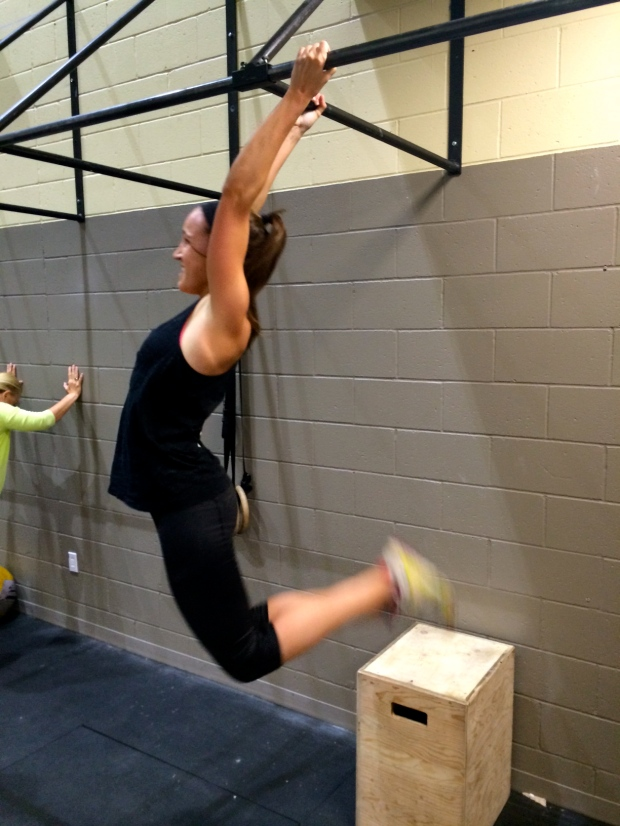 45 pull-ups in total