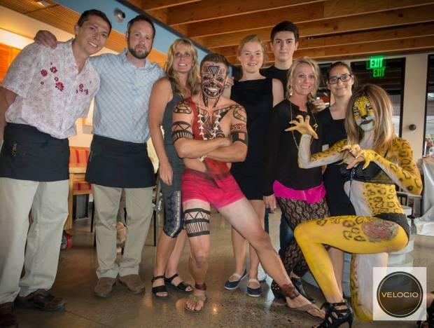 the fabulous staff at Velocio