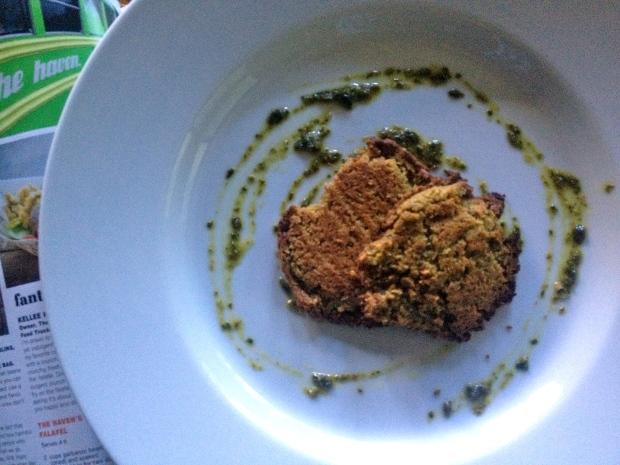 the haven's fantastic falafel