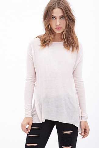 very lightweight, and a beautiful blush pink color