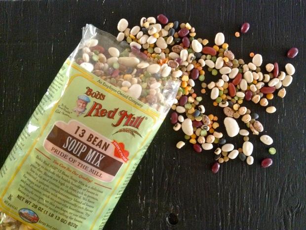 Bob's Red Mill - 13 Bean Soup Mix