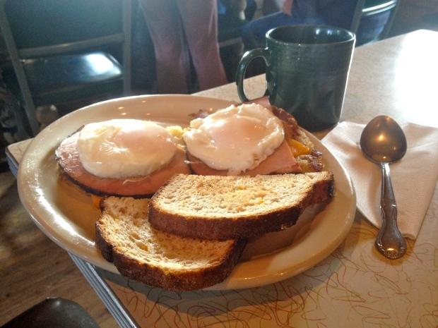 abbey's breakfast