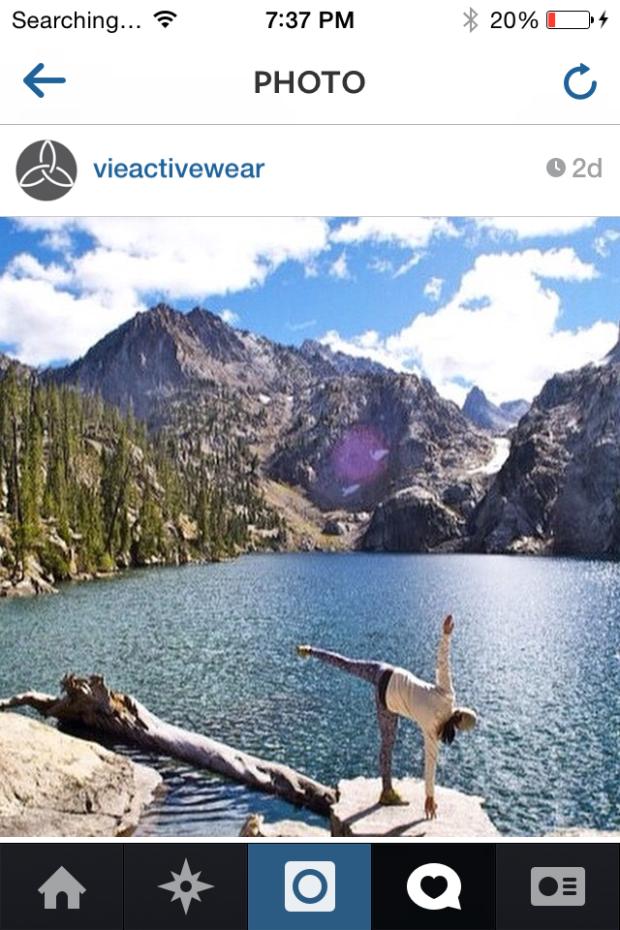 featured on @vieactivewear