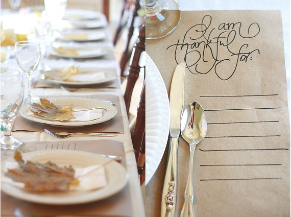 a creative tablecloth idea, also seen on Style Me Pretty