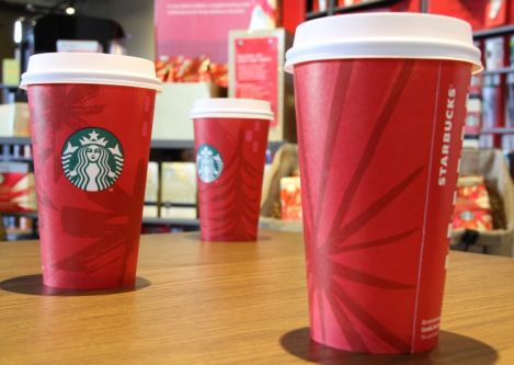 the return of the red cups!
