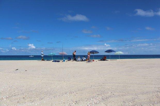 beach camp at cabo plum