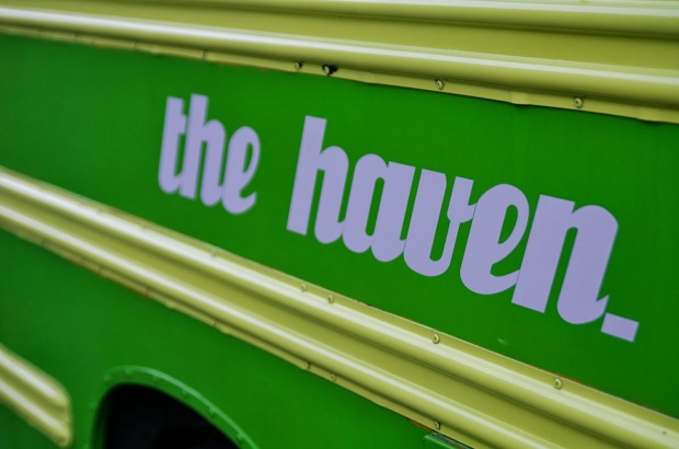 catering from the haven will come to the rescue on the 26th