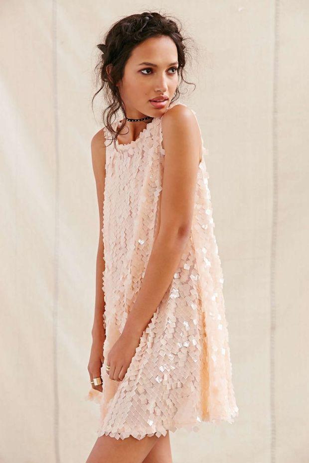 Urban Renewal paillette dress