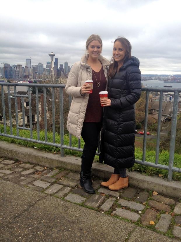 Starbucks & Seattle