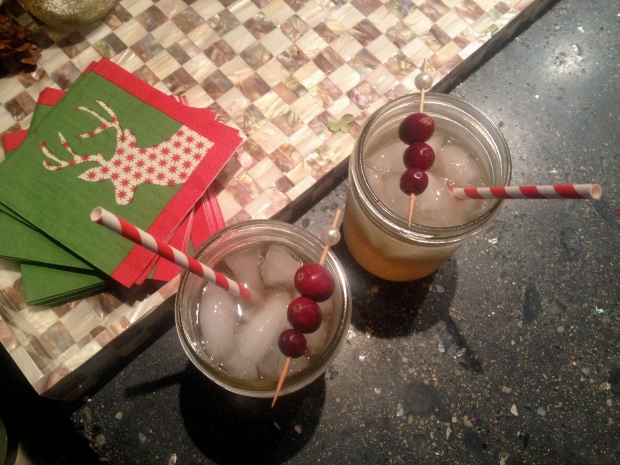 cranberries & cute straws