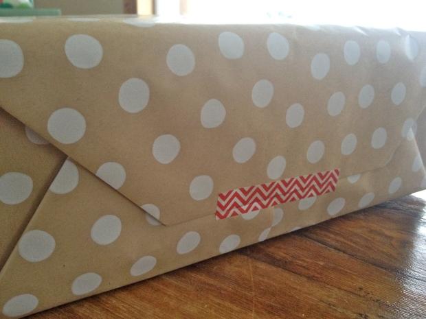 festive washi tape