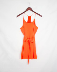 bishop + young - spaghetti strap dress