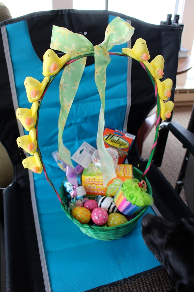 the greatest easter basket ever