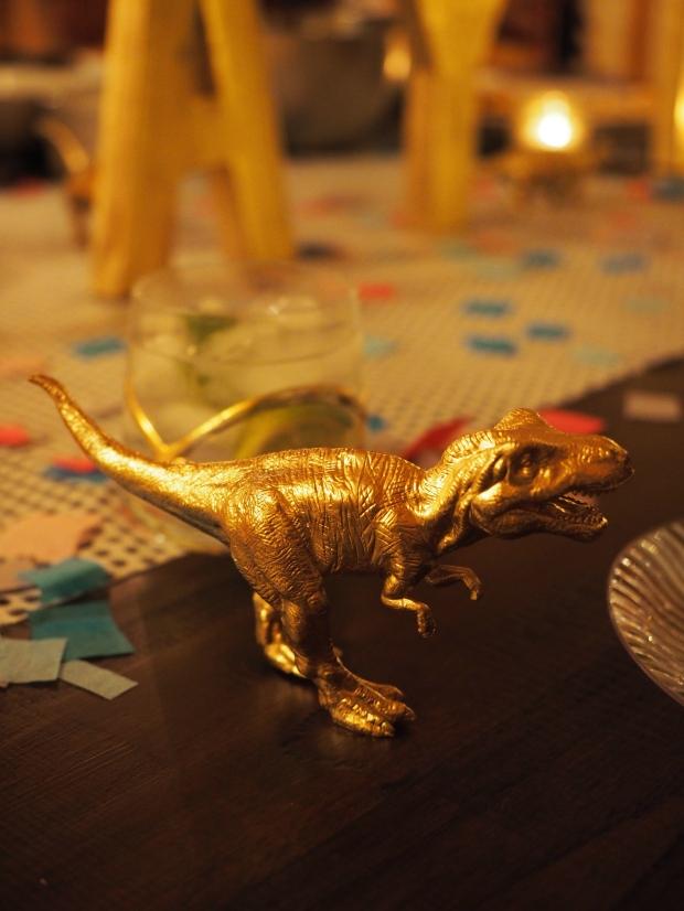 t-rex was the fan favorite of course.