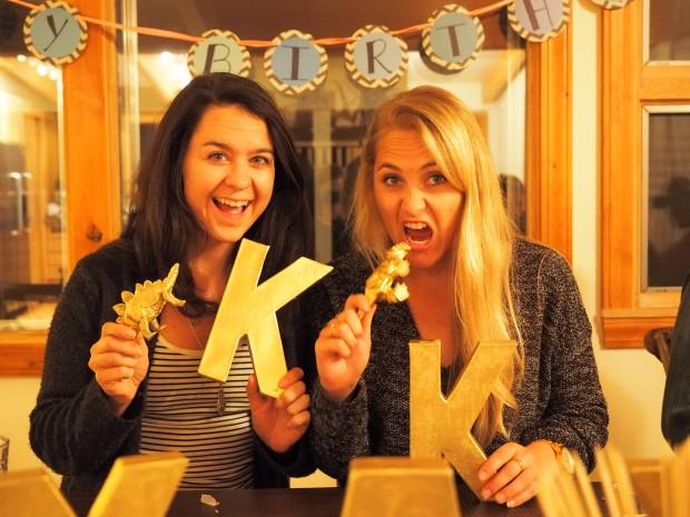 """""""k"""" ladies"""