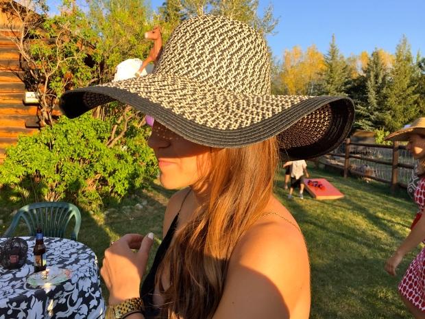 sunshine & horses