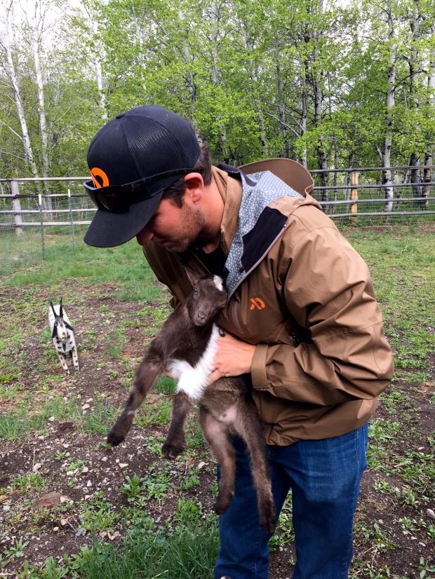 goat lover cha-se