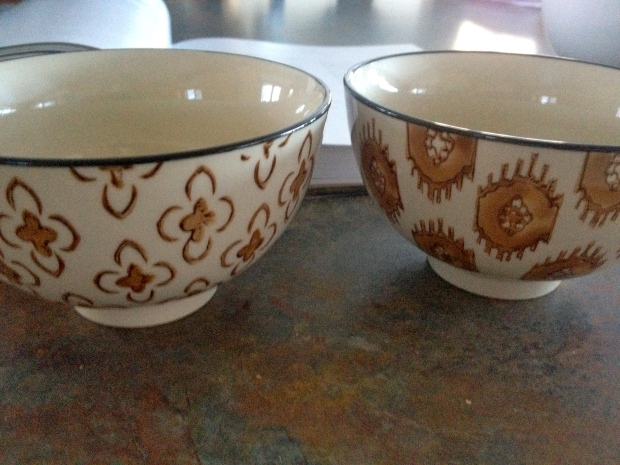 how cute are these small bowls?