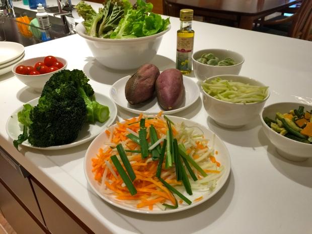 a feast we prepared