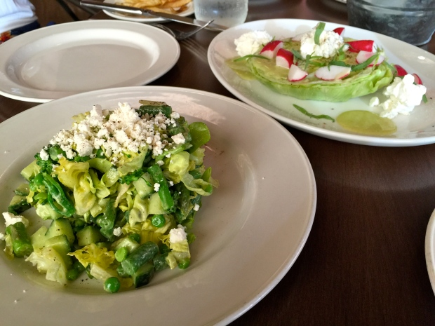 salads to share
