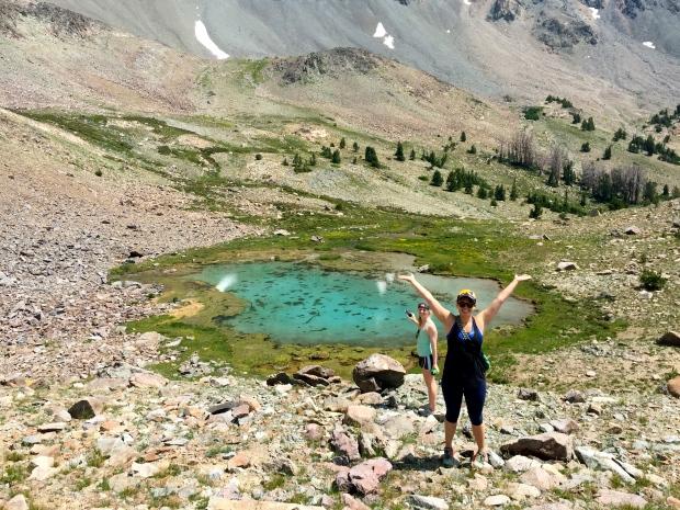 a pretty little lake we found (aka not silver lake)