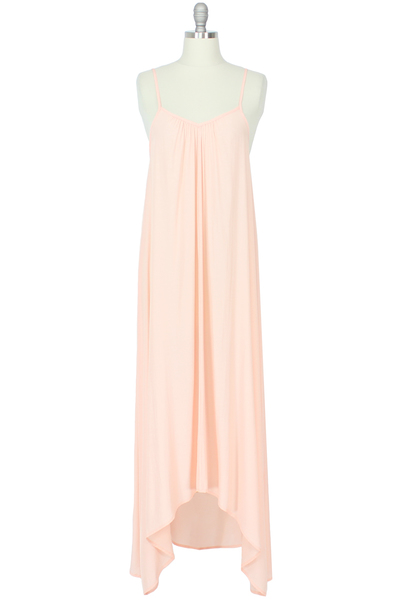 pink stitck posey maxi from Sway