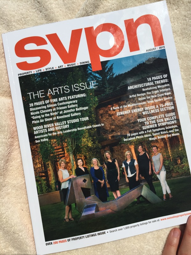 SVPN featuring three amazing, local fishing ladies on the latest in fishing fashion