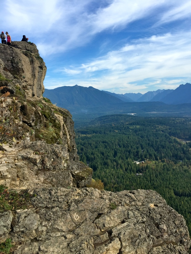 hike to rattlesnake ridge
