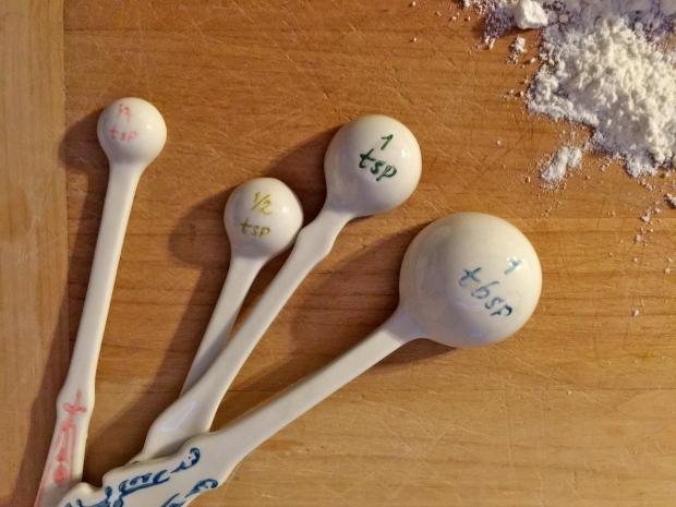 my favorite measuring spoons