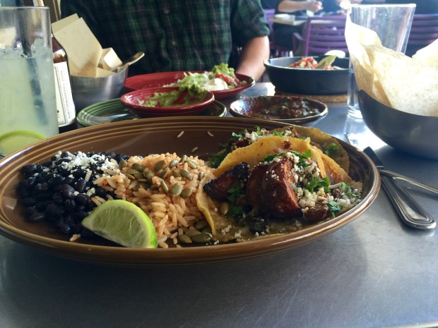 potato tacos!