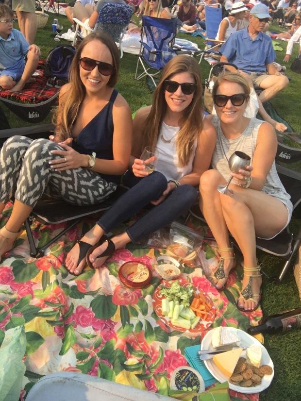 symphony picnic nights