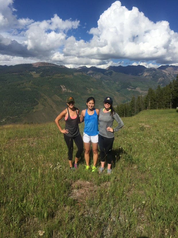 vail hikes/death marches